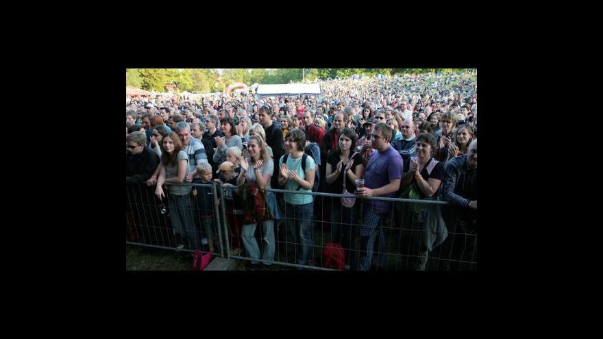 Video Začíná sezona letních festivalů