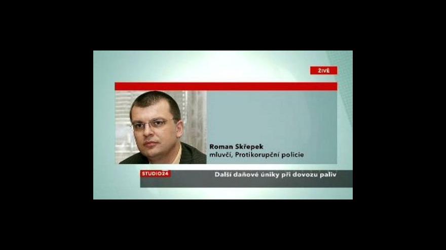 Video Rozhovor s Romanem Skřepkem