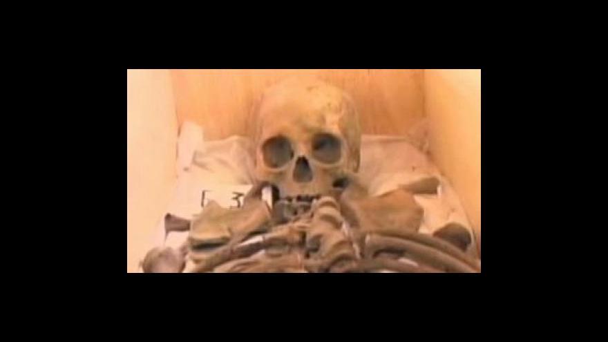 Video V Peru nalezeny desítky mumií