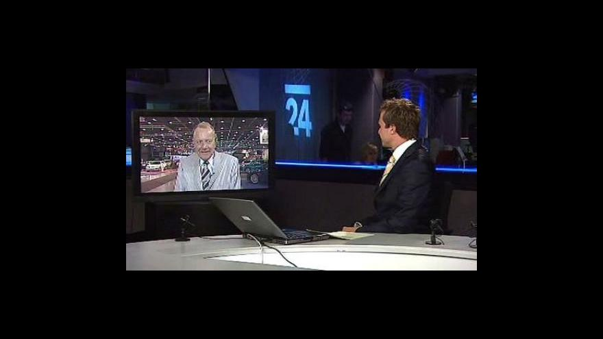 Video Rozhovor s Antonínem Šípkem