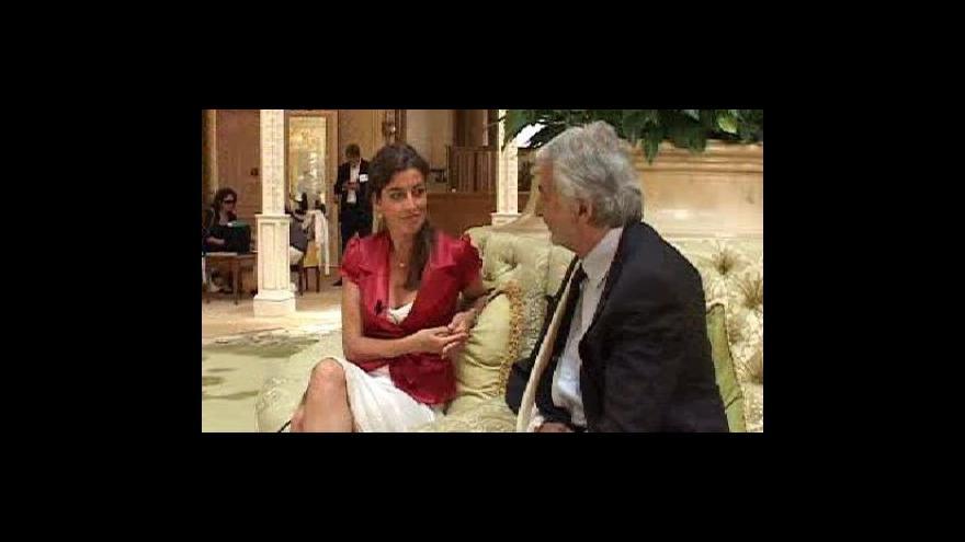 Video Rozhovor s Franckem Provostem