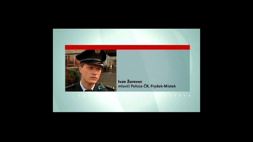 Video Telefonát policejního mluvčího
