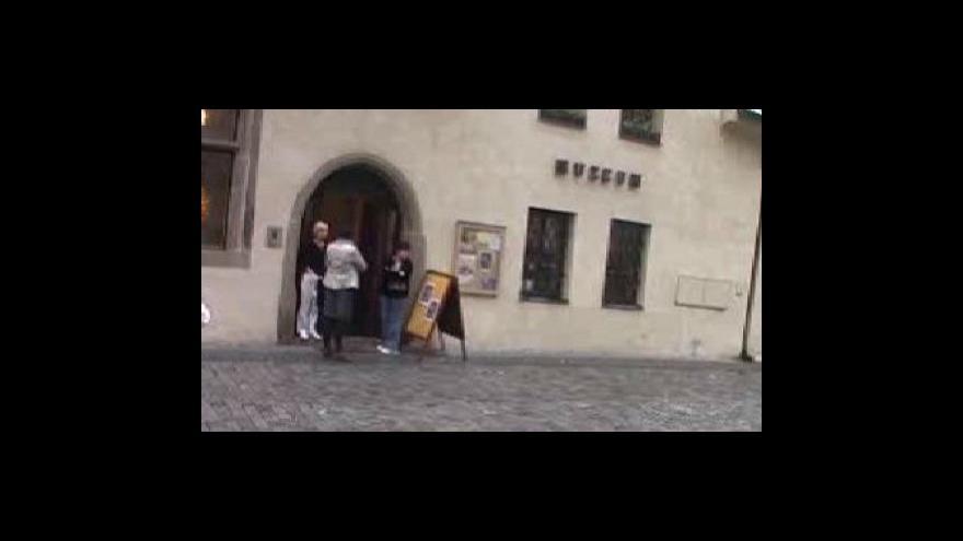 Video Reportáž Kateřiny Šmídové