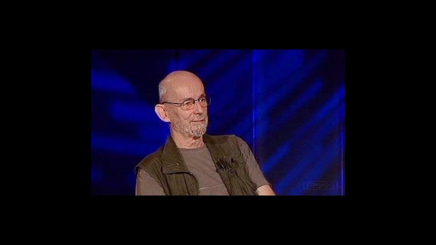 Video Rozhovor s dokumentaristou Tomášem Škrdlantem