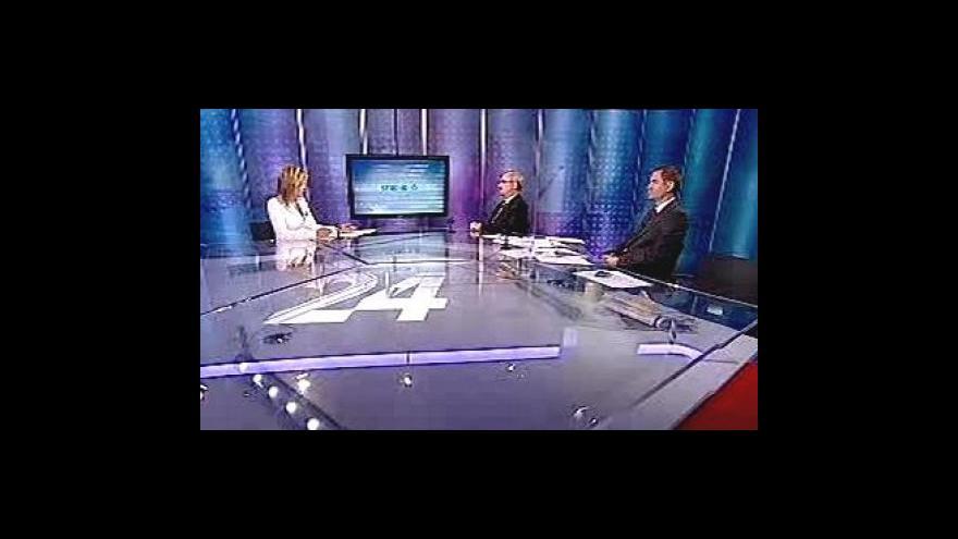 Video Rozhovor s Petrem Dufkem a Tomášem Vlkem