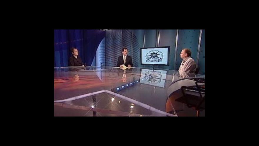 Video Václav Láska a Jaroslav Spurný v Událostech, komentářích