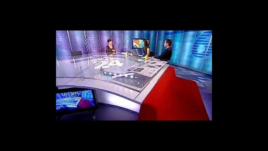 Video Rozhovor s Barbarou Sierszula-Pilousovou a Miroslavem Karasem