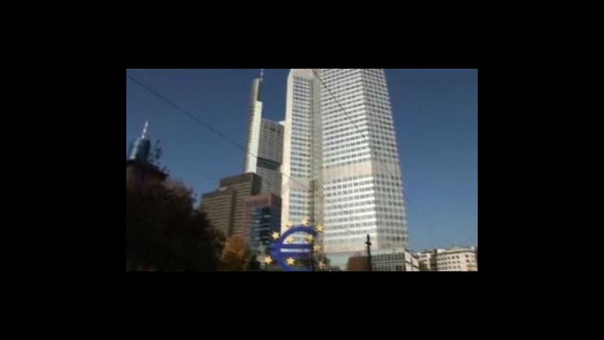 Video Stávka v ECB