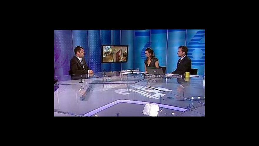 Video Rozhovor s Borisem Šťastným a Jiřím Slavíčkem