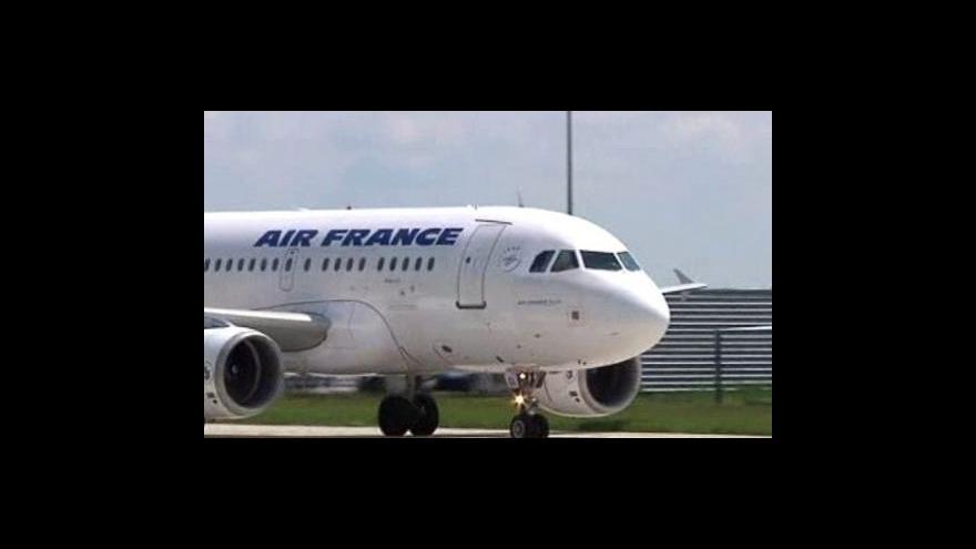 Video Pátrání po troskách Airbusu A330 pokračuje
