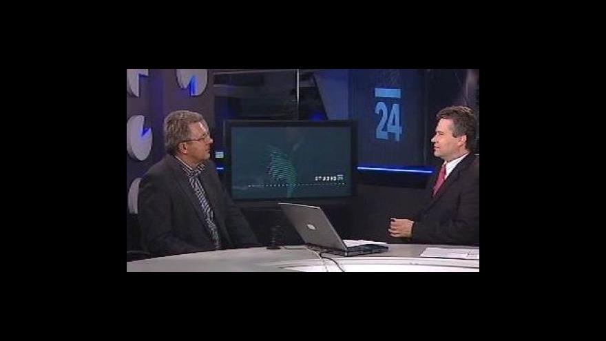 Video Rozhovor s Jiřím Baumrukem