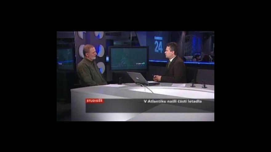 Video Rozhovor s leteckým odborníkem