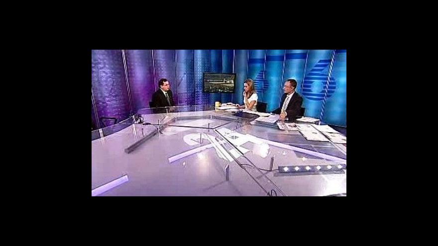 Video Rozhovor s Jaroslavem Šebkem a Stanislavem Pazderkou