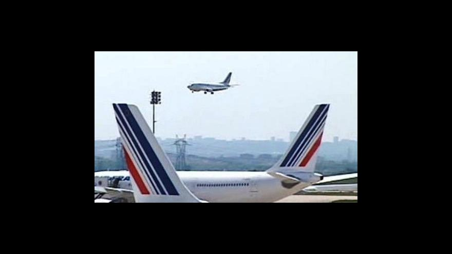 Video Pátrání po zříceném letadle pokračuje