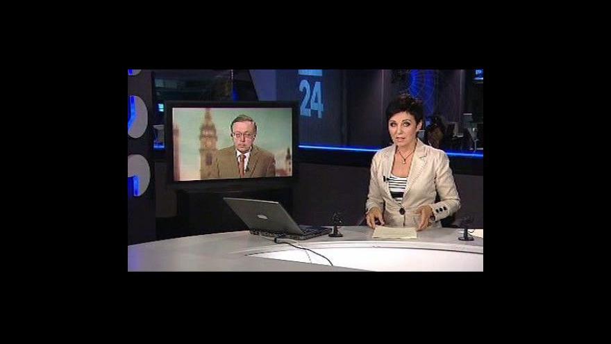 Video Reportáž a vstup Vlastimila Weinera