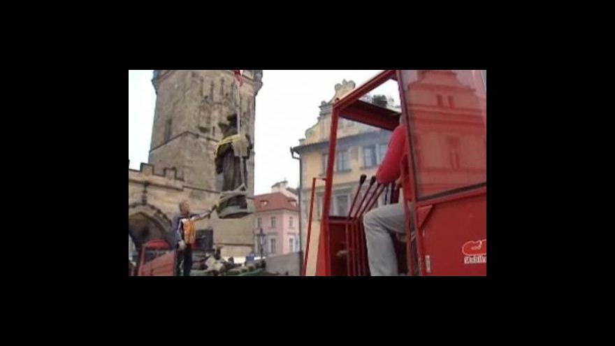 Video Reportáž Ireny Tyslové