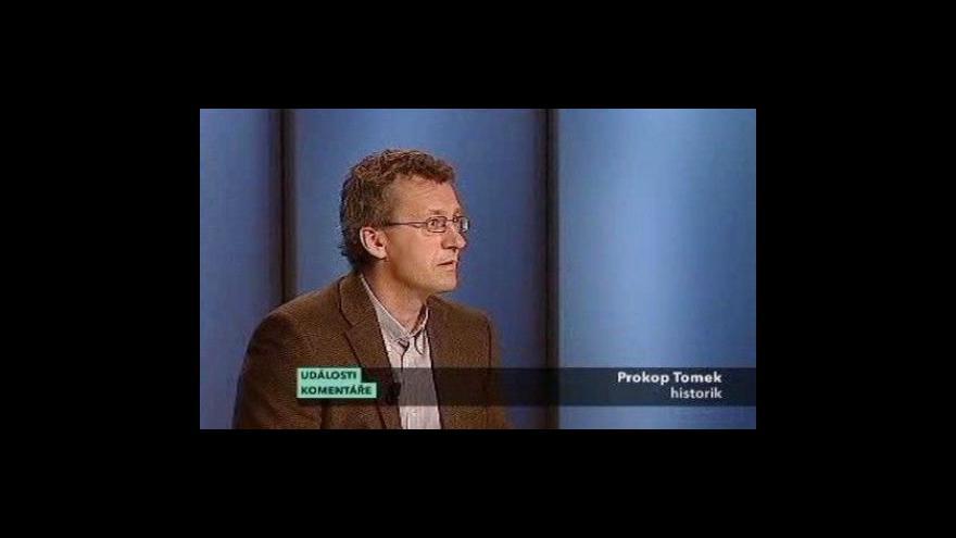 Video Rozhovor s Prokopem Tomkem a Peterem Bartonem