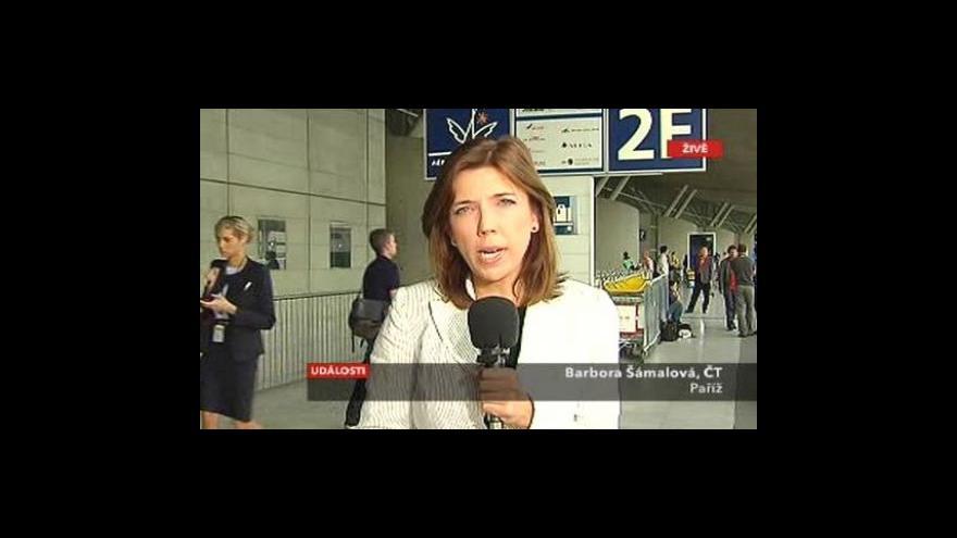 Video Vstup Barbory Šámalové a reportáž Jakuba Nettla