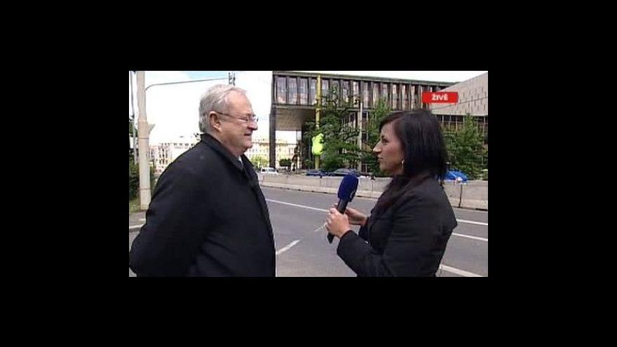 Video Rozhovor s Pavlem Pecháčkem