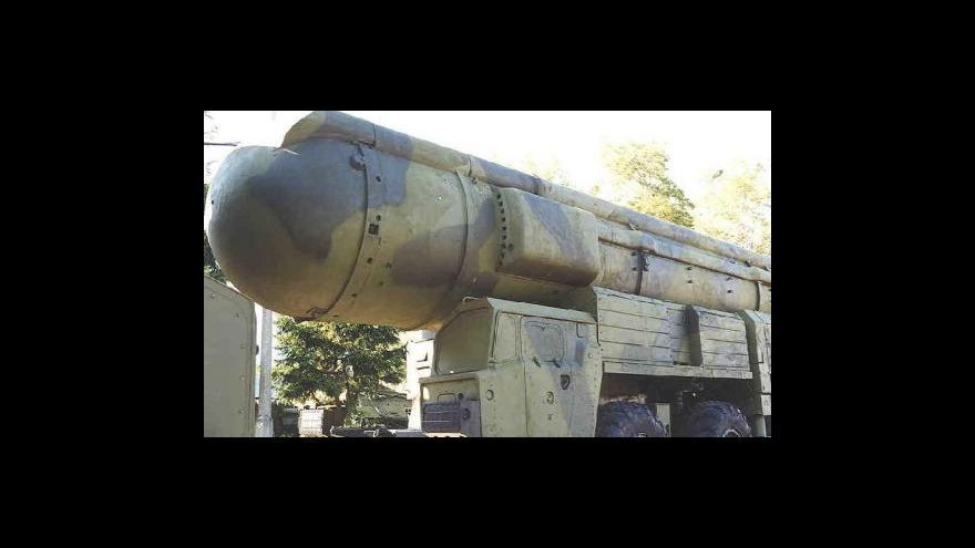 Video Další kolo rusko-amerických rozhovorů o odzbrojování v Ženevě