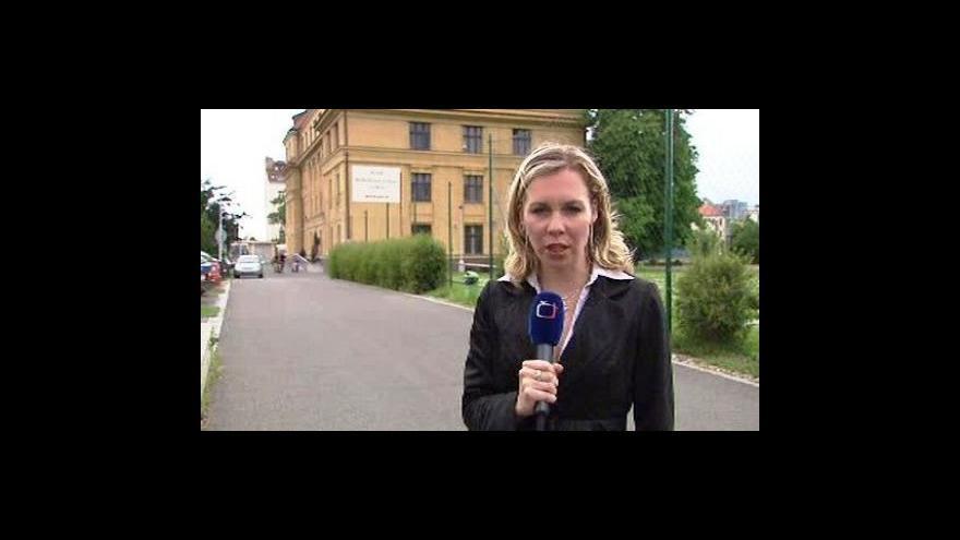 Video Reportáž Terezy Krásenské a Evy Hrnčířové