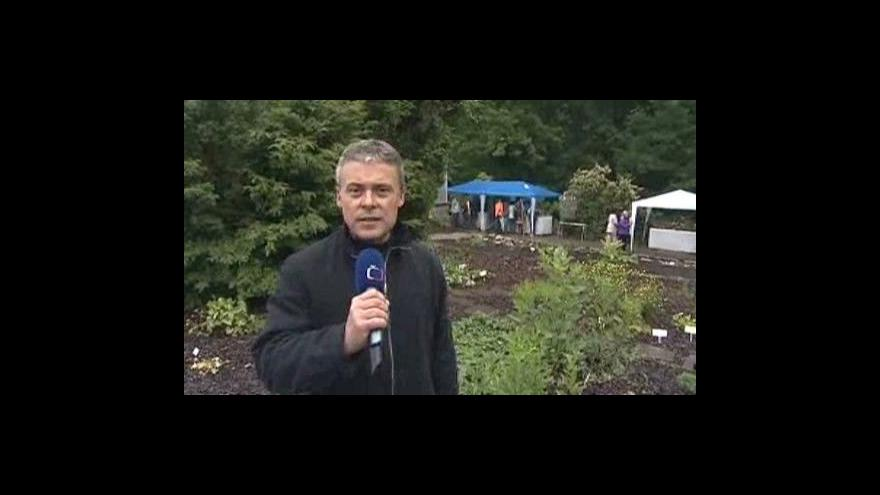 Video Reportáž Jiřího Bydžovského