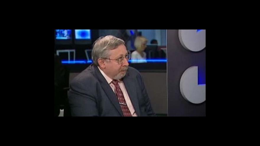 Video Reportáž Michala Keborta, rozhovor s Pavlem Dvořákem