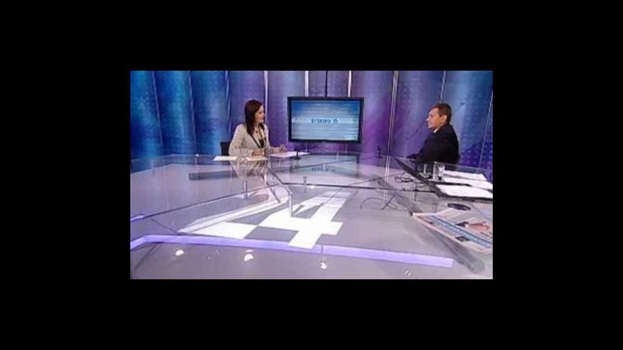Video Tomáš Hüner ve Studiu 6