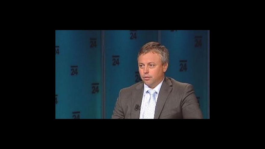 Video Náměstek ministra dopravy Tomáš Kaas v Událostech, komentářích