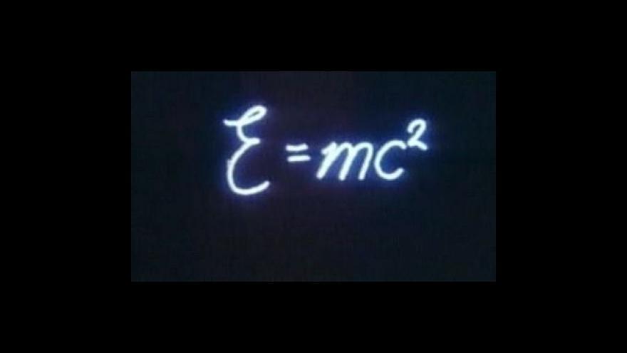 Video Ověření teorie relativity