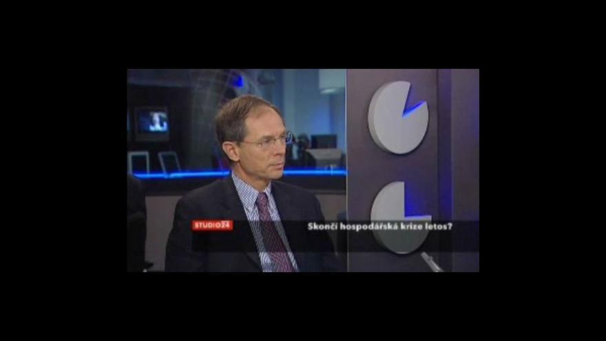 Video Rozhovor s Janem Švejnarem