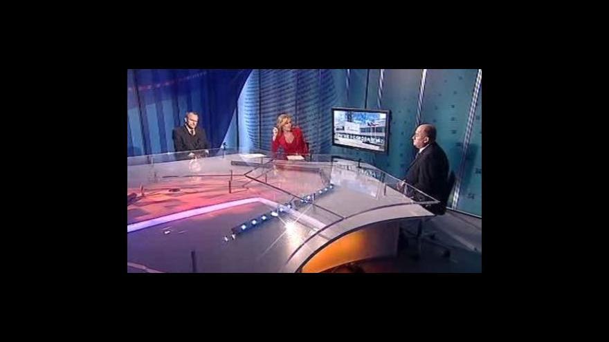 Video František Dohnal a Vladimír Koníček v Událostech, komentářích