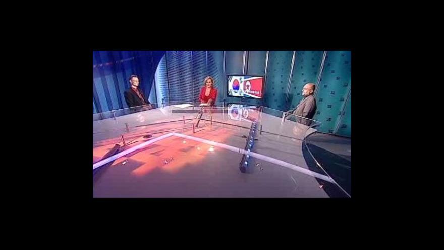 Video Milan Slezák a Oldřich Bureš v Událostech, komentářích