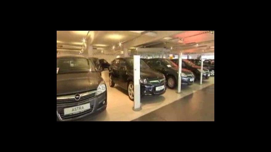 Video O osudu automobilky Opel stále není jasno