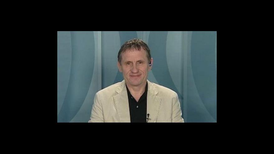 Video Jiří Čunek ve Studiu 6
