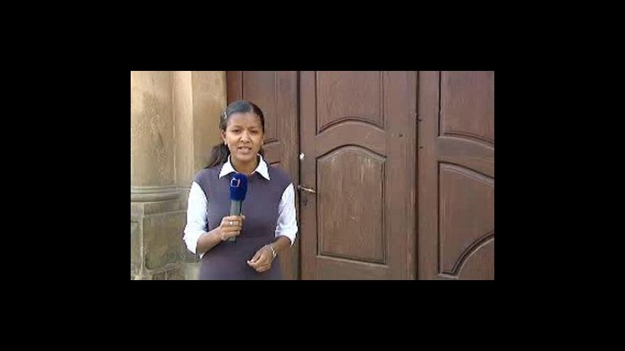Video Reportáž Zuzany Tvarůžkové