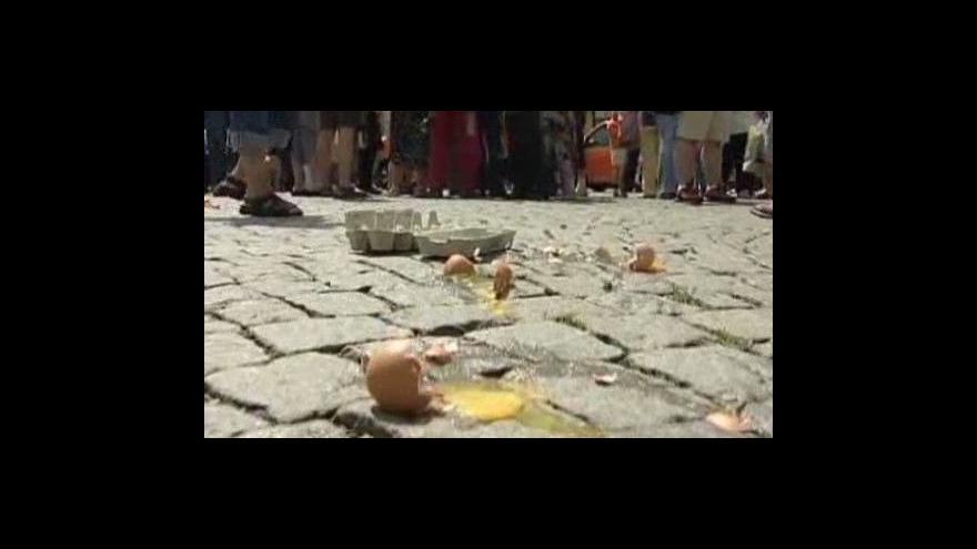 Video Volební kampaň ČSSD pokračuje
