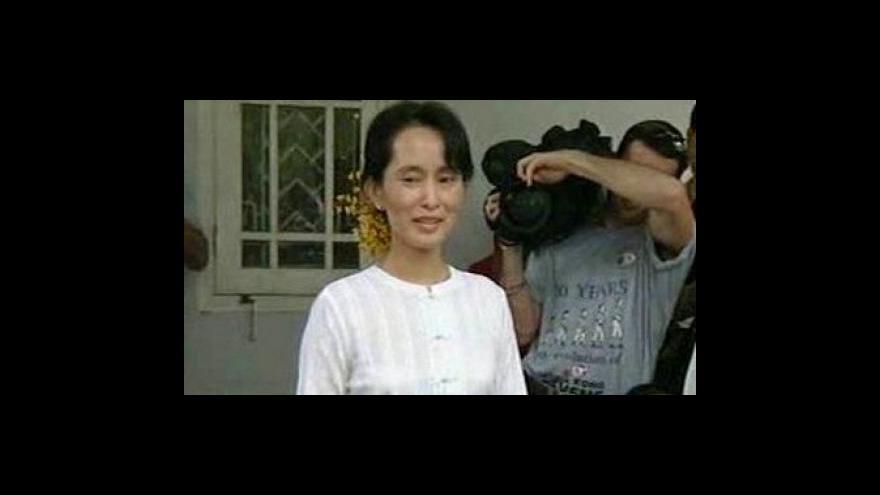 Video Soud se Su Ťij pokračuje
