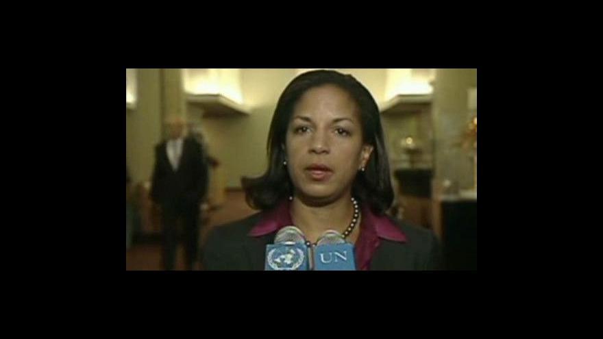 Video Počínání KLDR ohrožuje mír a bezpečnost v regionu