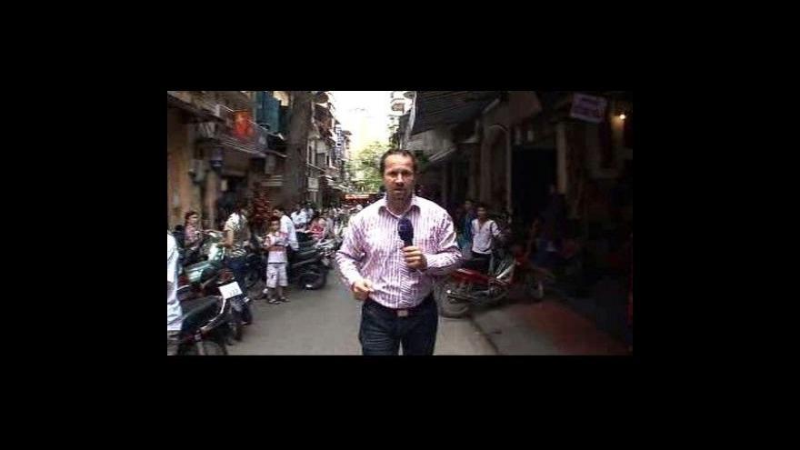 Video Reportáž Filipa Kandy