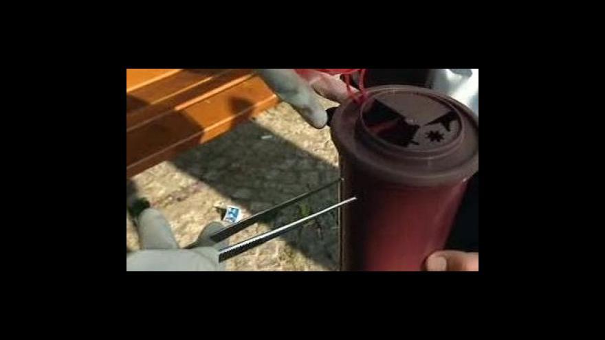 Video Studio 6 - Kontrola dětských hřišť