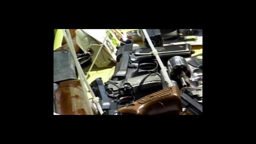 Video Razie na losangeleské gangy