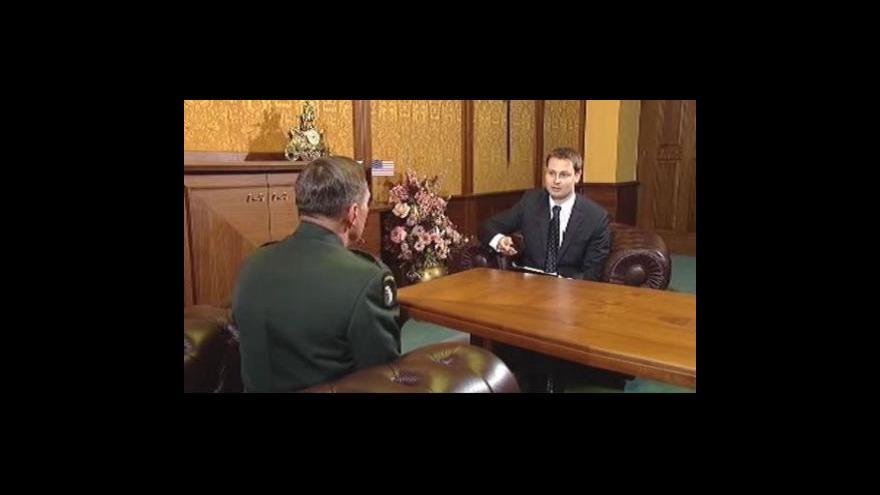 Video Rozhovor s Davidem Petraeusem