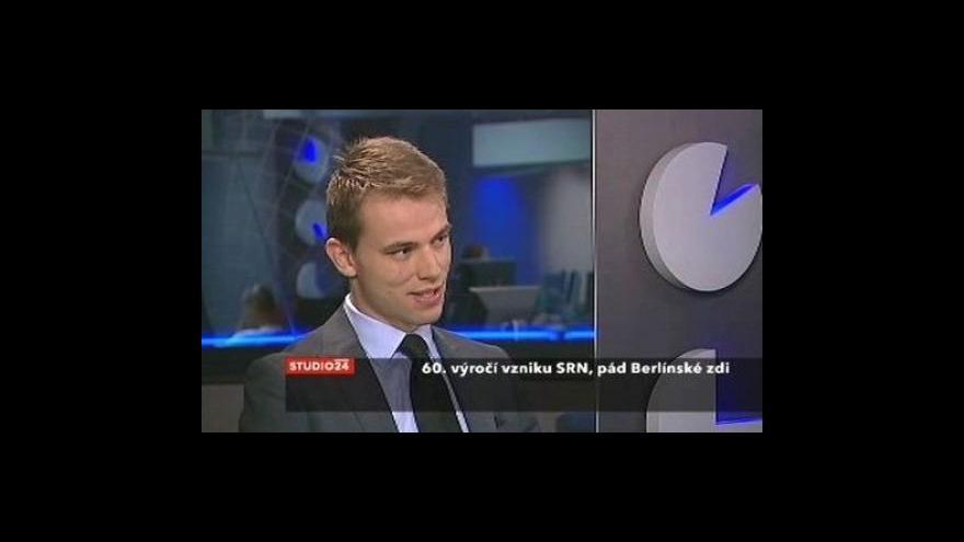 Video Rozhovor s Pavlem Szobi