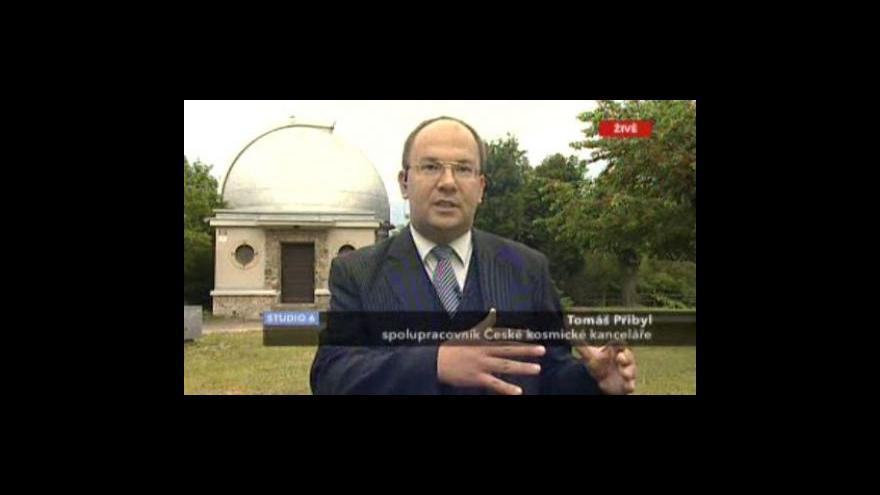 Video Rozhovor s Tomášem Přibylem