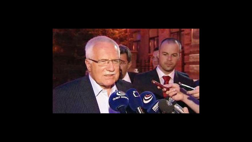 Video Pokračuje summit EU-Rusko