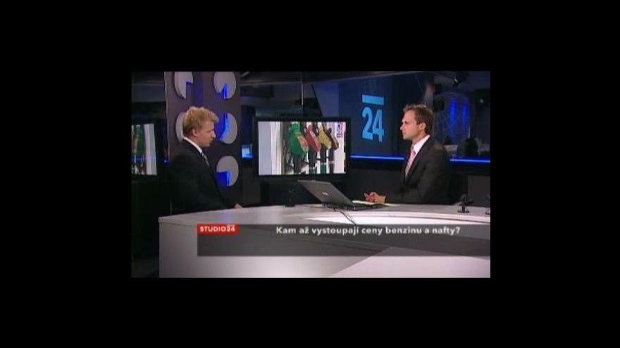 Video Rozhovor s Petrem Čermákem