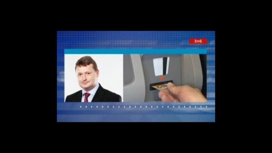 Video Rozhovor s Pavlem Javorským