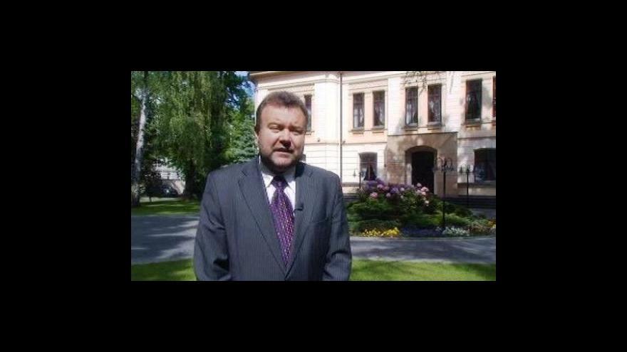 Video Vstup a reportáž Miroslava Karase