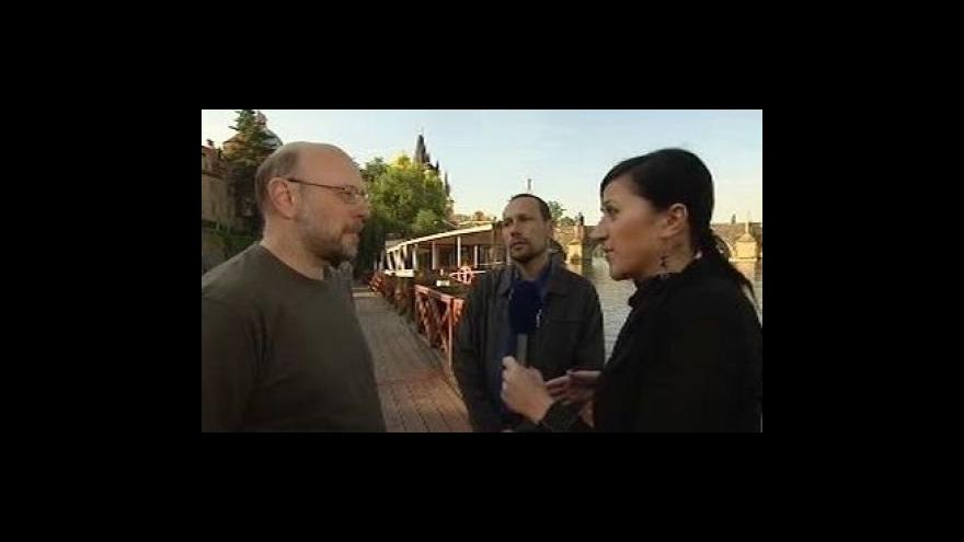 Video Rozhovor s Petrem Pokorným a Ondřejem Šefců